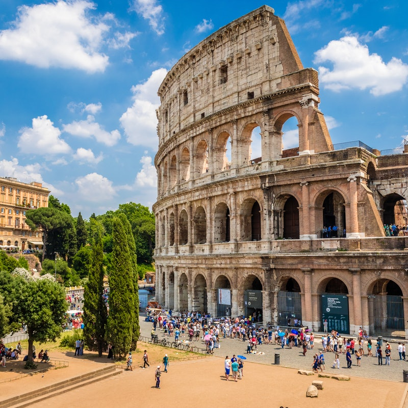 Koloseum sa video-vodičem, Palatin i Rimski forum – ulaznice skip-the-line