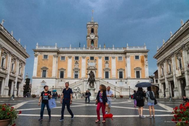 Kapitol (foto: Vodič kroz Rim)