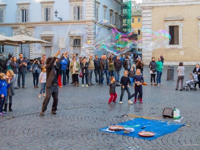 Boemska četvrt Trestevere (foto: Vodič kroz Rim)