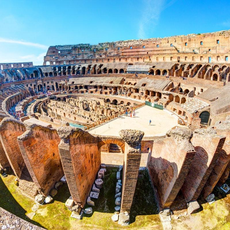 Tura Koloseum i Rimski forum (na srpskom/hrvatskom)