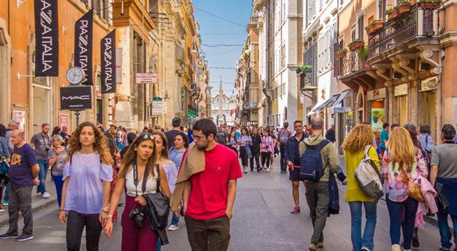 5 najboljih mesta za šoping u Rimu