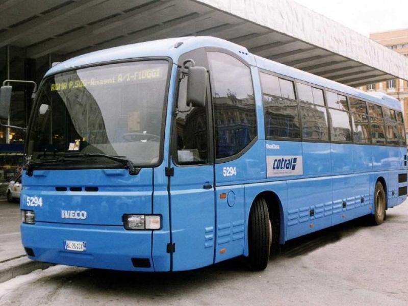 Autobus Cotral