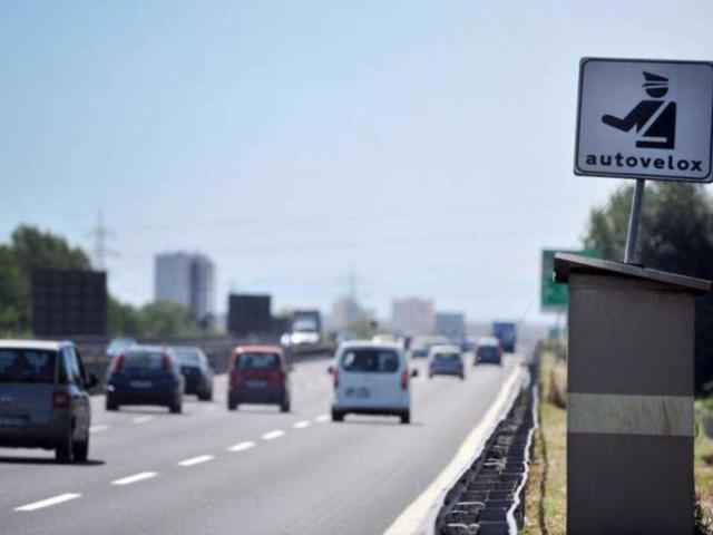 Autovelox - sistem za kontrolu brzine u Italiji