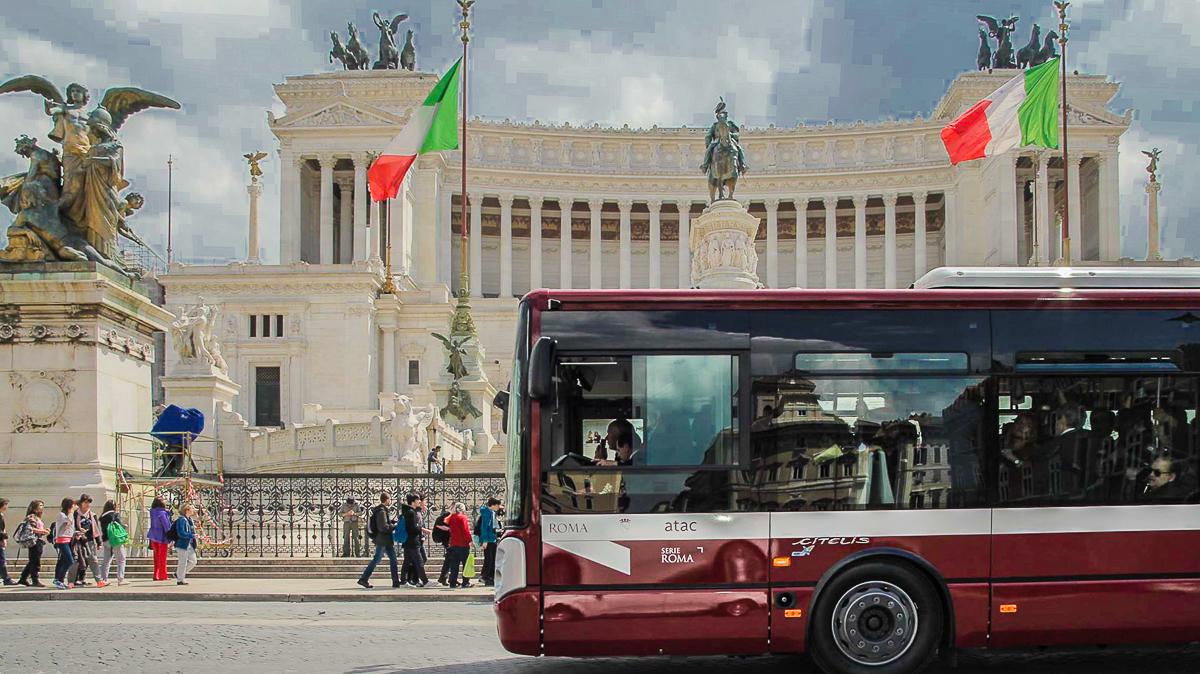 Gradski saobracaj Rima