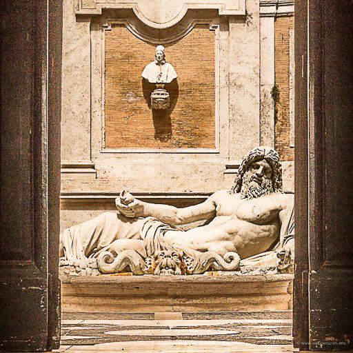 Statue koje govore – Marforio