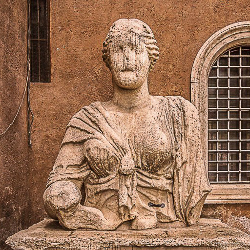 Statue koje govore – Dama Lukrecija (Madama Lucrezia)