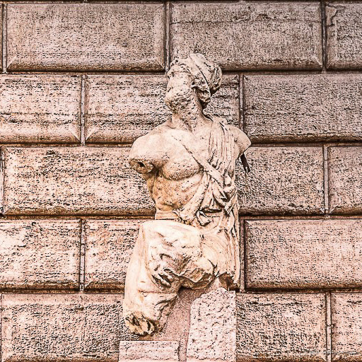 Statue koje govore – Paskvino (Pasquino)