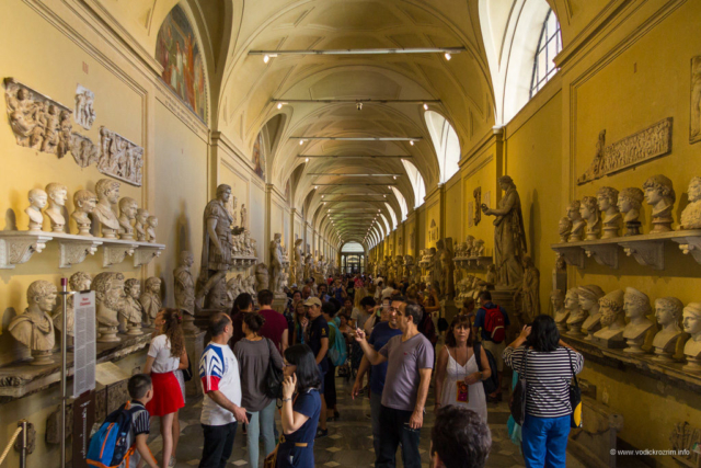Vatikanski muzej - Muzej skulptura