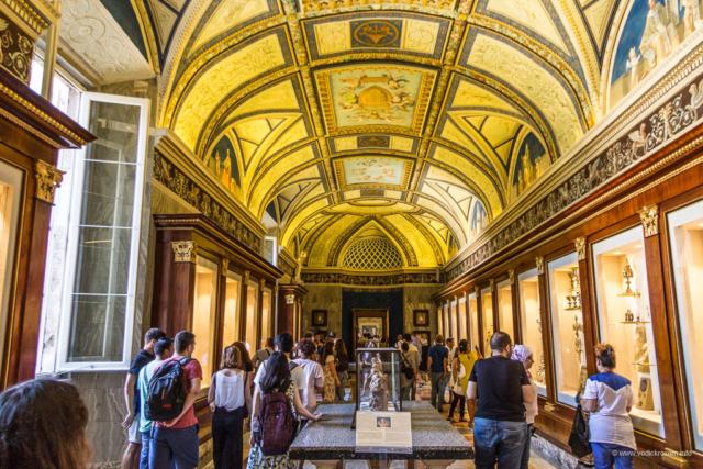 Vatikanski muzej - detalj