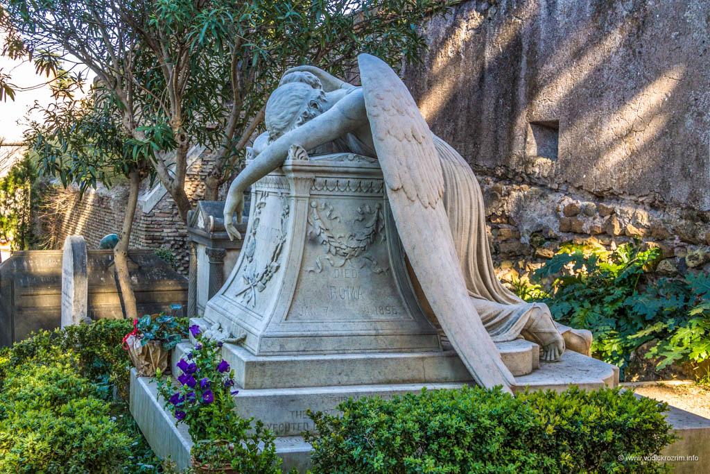 Protestantsko groblje (Cimitero Acattolico)