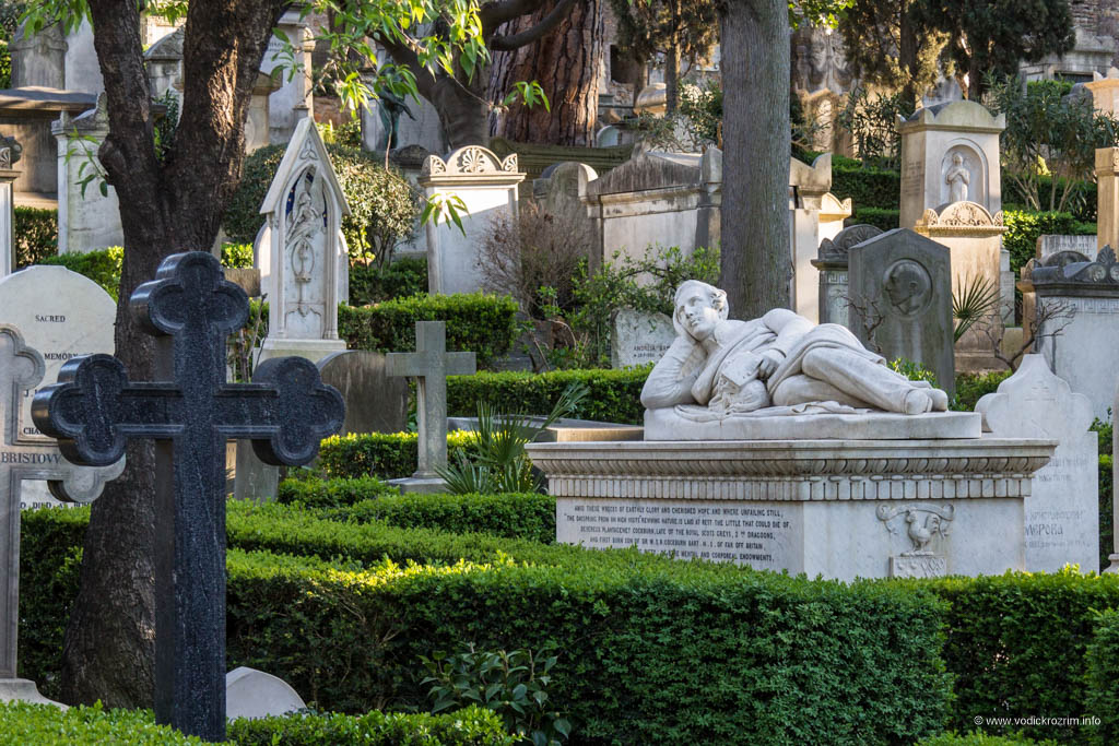 Protestantsko groblje u Rimu