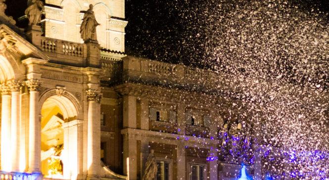 Prognoza za leto u Rimu: SNEG (Snežna Gospa)