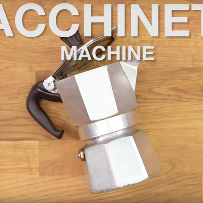 Kako se pravi kafa na italijanski način (VIDEO)