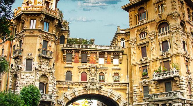 Misteriozni Rim: otkrivamo vam 5 tajni neobičnog kvarta Kopede