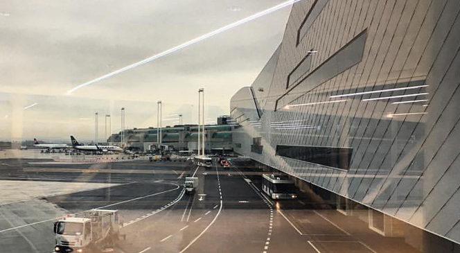 Rimski aerodrom, novi gejtovi: odavde ćete se ubuduće ukrcavati za Beograd (VIDEO)