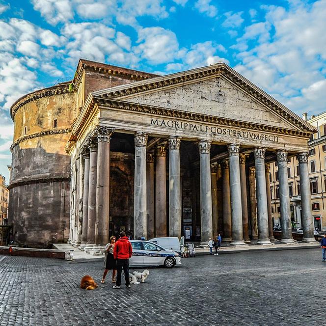 Panteon u Rimu – hram svih bogova