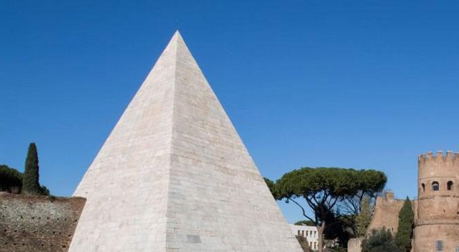 Piramida Cestija – duh Egipta u Rimu