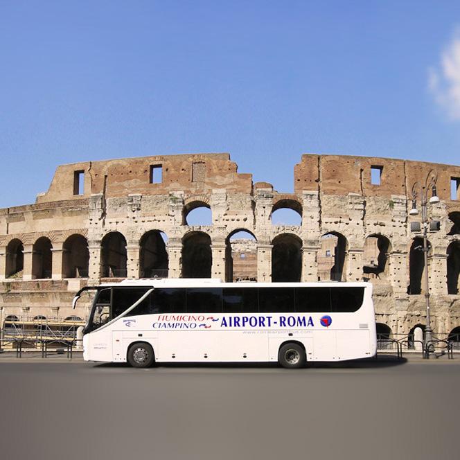 Transfer sa rimskog aerodroma Ciampino (CIA)