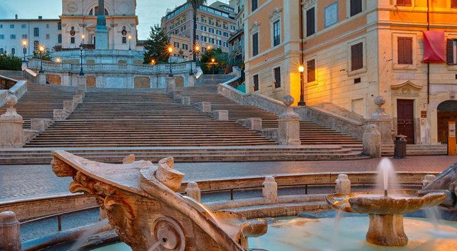 Španski trg i stepenice – kulturno nasleđe od neprocenjive vrednosti
