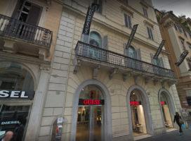5 najboljih mesta za šoping u Rimu: Via del Corso (foto: Via del Corso/Google Maps)