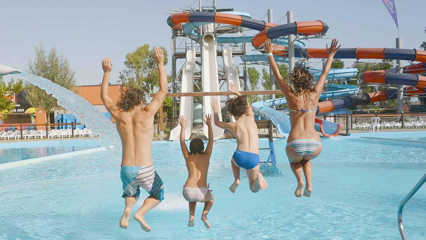 Zoomarine Rim - Acqua park (foto: www.zoomarine.it)