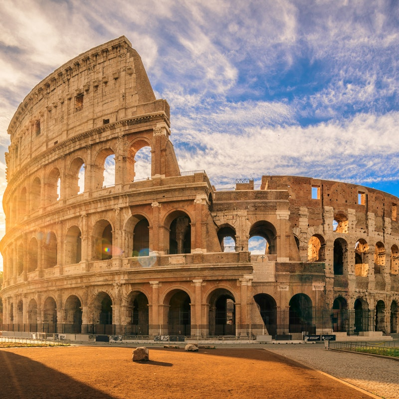 Tura Koloseum i Rimski forum
