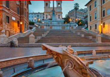 Fontane i trgovi Rima
