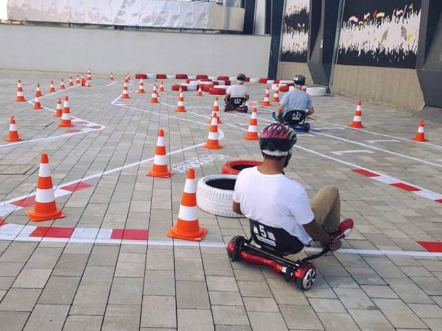 I-scooter (foto: www.cinecittaworld.it)