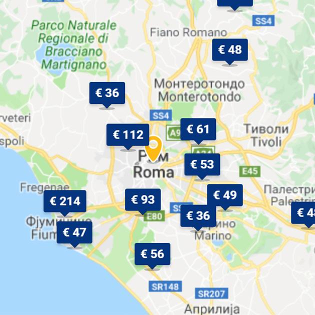 Smeštaj u Rimu: recite nam koji ste tip putnika, reći ćemo vam gde da odsednete