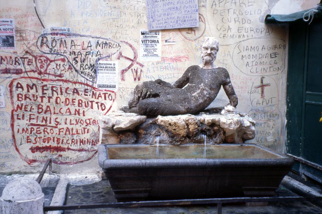 Statue koje govore - Babun (foto: Room One Thousand)