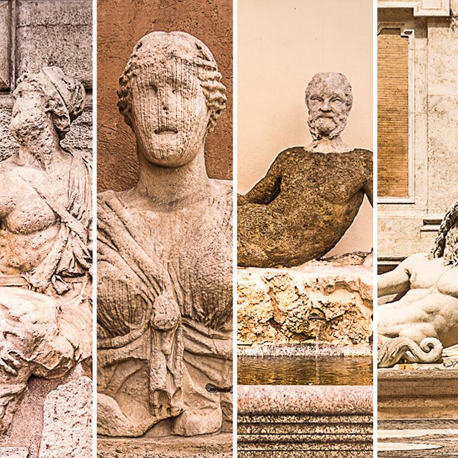 Statue koje govore – 6 najuticajnijih tviteraša nekadašnjeg Rima