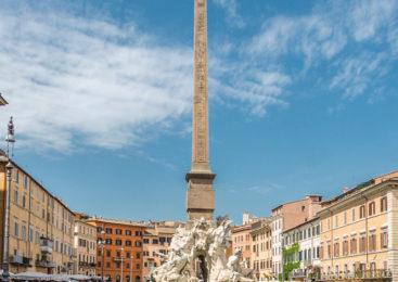 Trg Navona u Rimu, mesto gde sva čula uživaju