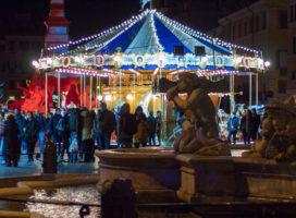 Božićni sajmovi i Advent u Rimu
