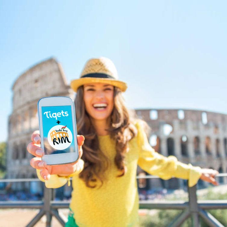 Ulaznice za znamenitosti u Rimu i okolini